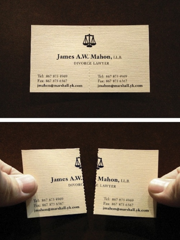 37 UNIQUE/FUNNY BUSINESS CARDS – Articles & thoughts from Framework ...